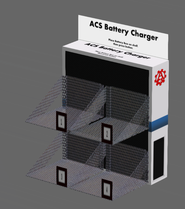 ACS Battery Charger