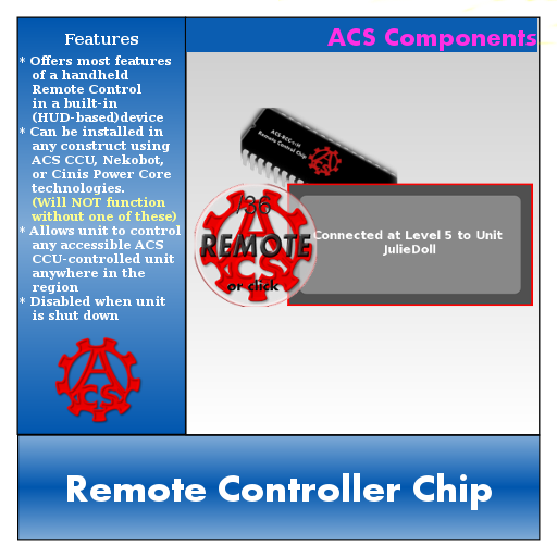 Remote Controller Chip