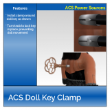 Doll Key Clamp